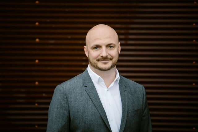 Portraitfoto Fachanwalt Familienrecht Christoph Lang BlumLang Rechtsanwälte