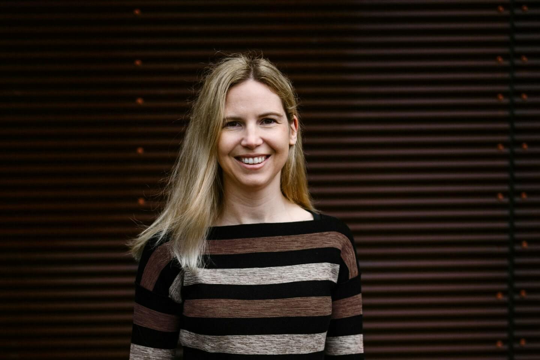 Portraitfoto Anwältin Fabiola Münch LL.M. BlumLang Rechtsanwälte