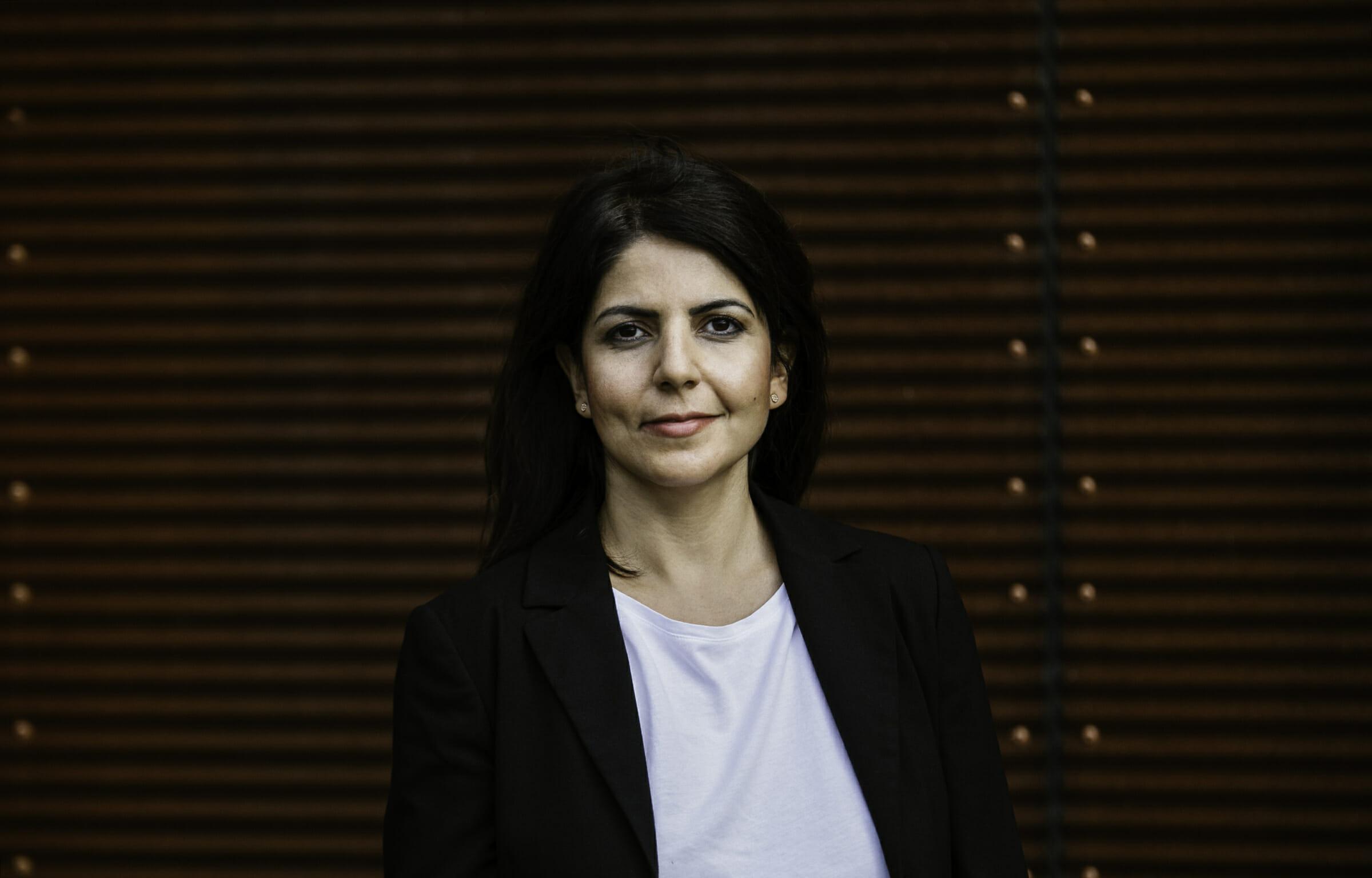 Portraitfoto Rechtsanwältin Leyla Scherner BlumLang Rechtsanwälte